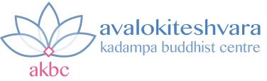 Avalokiteshvara Kadampa Buddhist Centre Logo