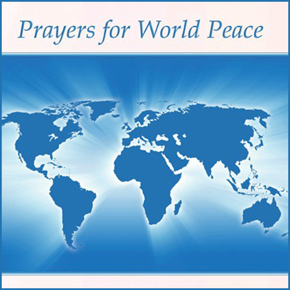 Prayers for World Peace image