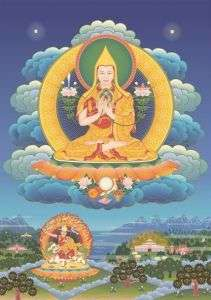 Guru Sumati Buddha Heruka