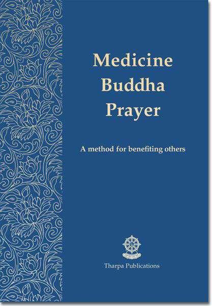Medicine Buddha Booklet