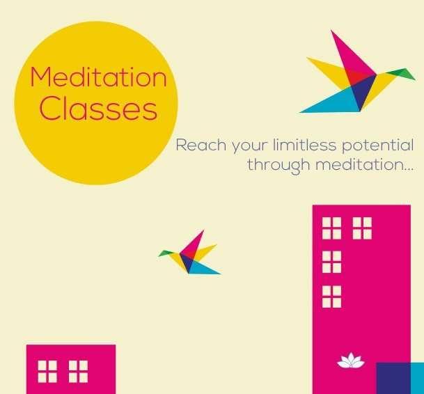spring 2019 meditation clssses