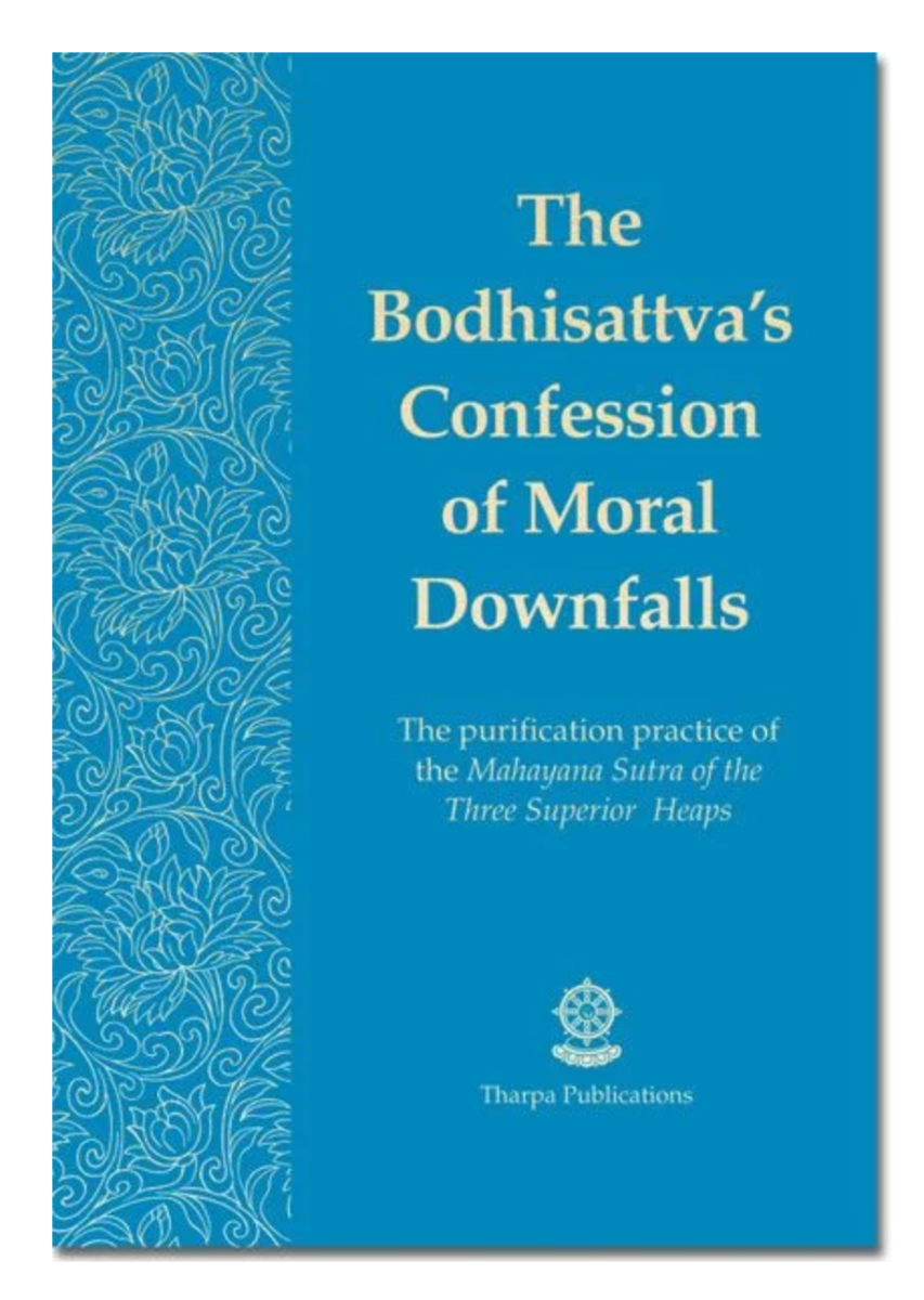 35 Confession Buddhas booklet
