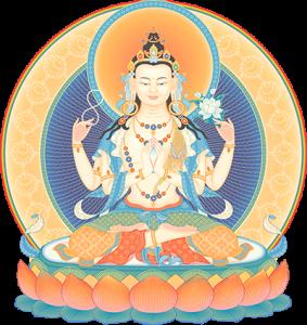 avalokiteshvara powa prayers