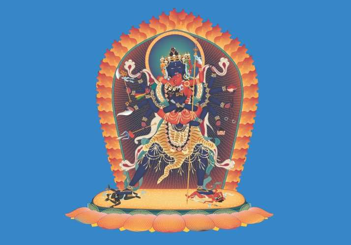 Heruka Body Mandala