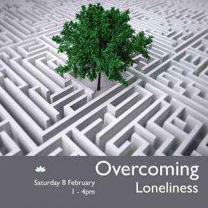 overcoming loneliness square