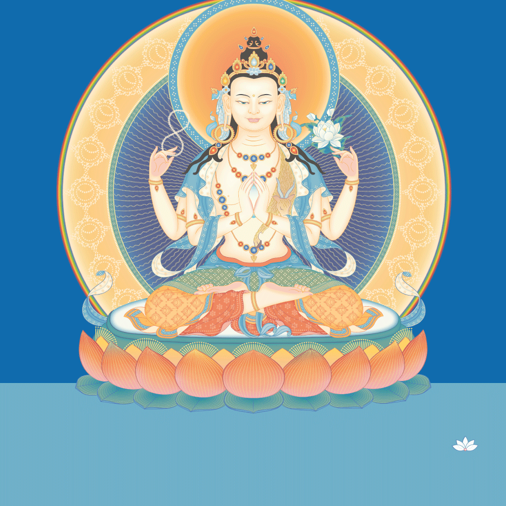 Avalokiteshvara prayers