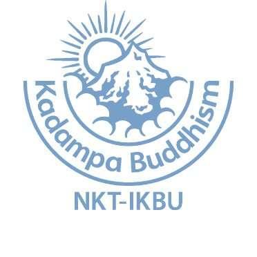 kadampa buddhism nkt logo