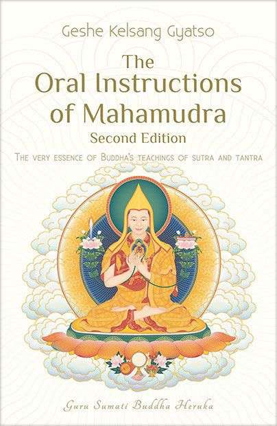 oral instructions of mahamudra