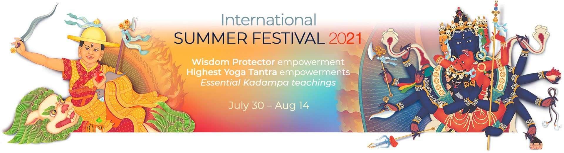Summer Festival Online