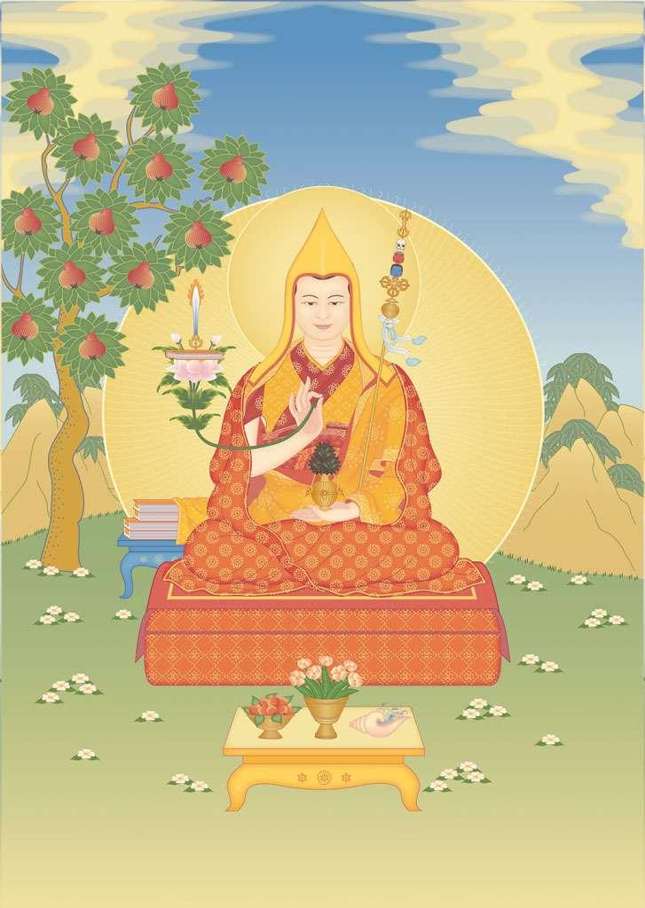 Phabongkha Rinpoche