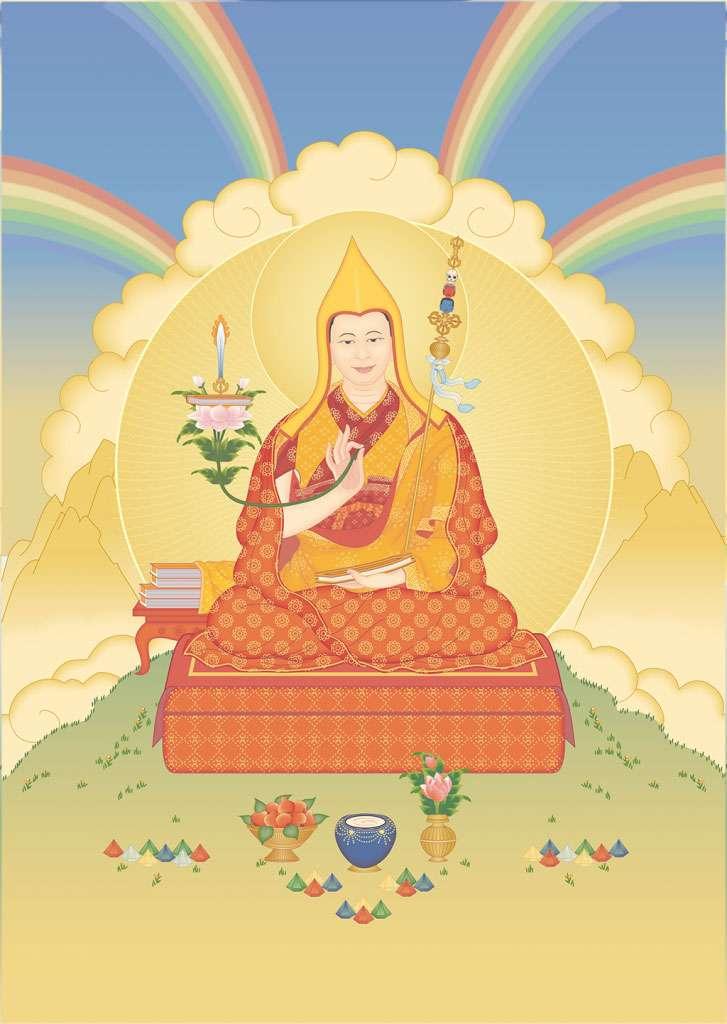 Vajradhara Trijang Rinpoche