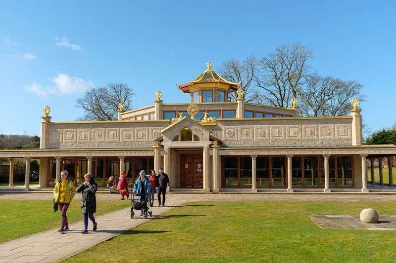 About Buddhhism - Kadampa World Peace Temple, Ulverston UK