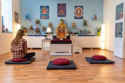 Avalokiteshvara Kadampa Buddhist Centre classes