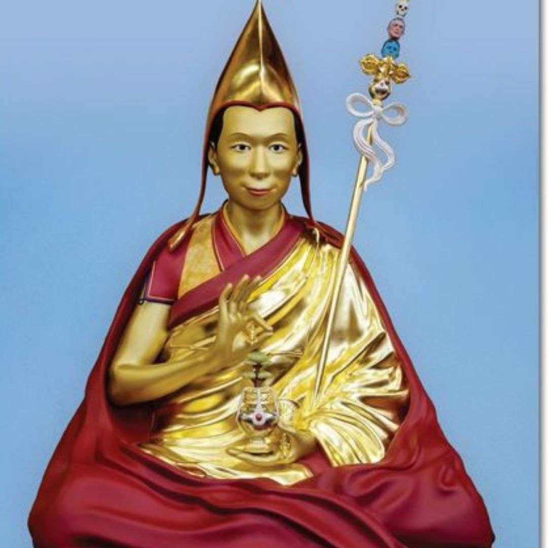 reliance on the spiritual guide